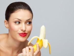 маска с банана